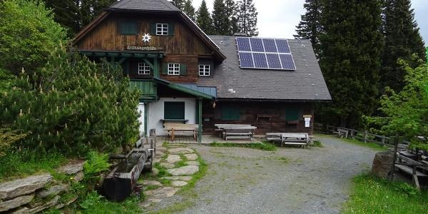 Grünangerhütte, 1575 m
