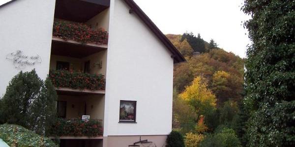 Hausansicht Haus am Ehrbach