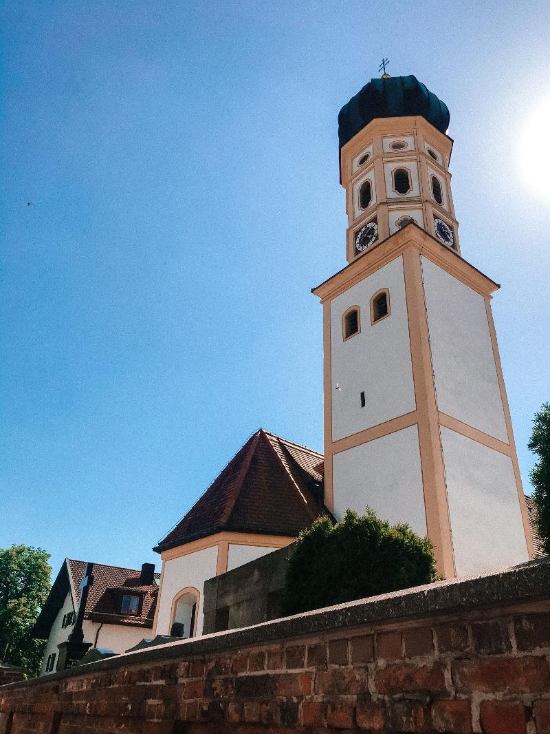 St. Peter Kirche – Heiglhofstraße