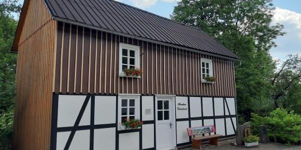 Aussenansicht Heimathaus in Diedenshausen