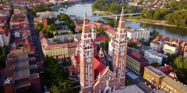 Szeged Highlights - 4K