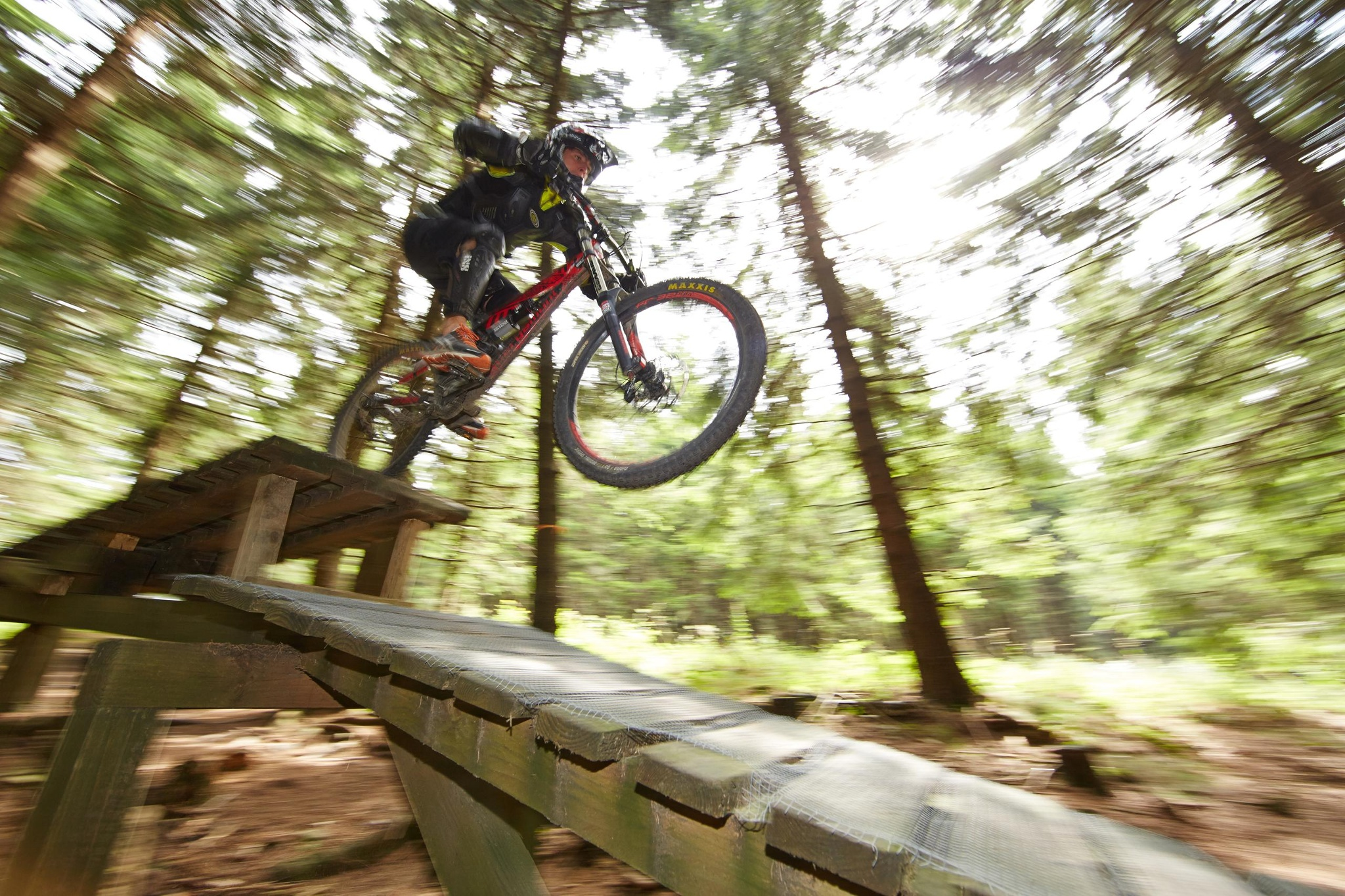 Bikepark warstein singletrail