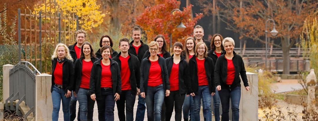 Team der Tourist Information Bad Dürkheim