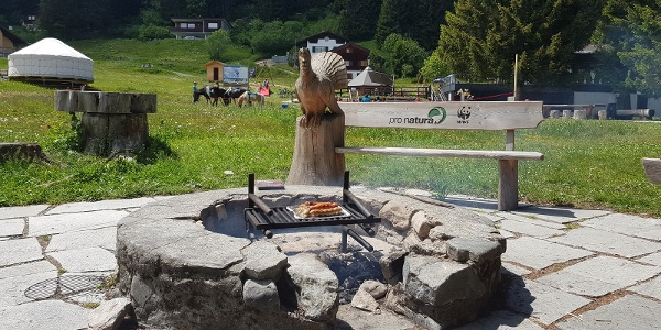 Feuerstelle Brambrüesch