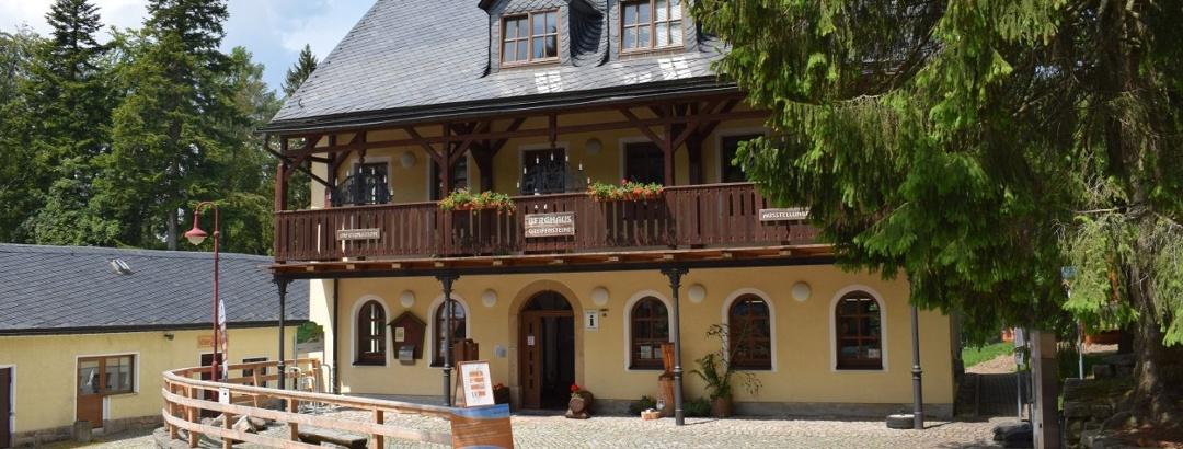 Tourist-Information Greifensteine