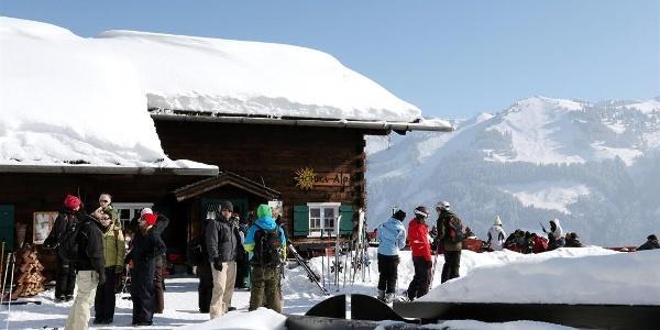 Sonna-Alp Winter