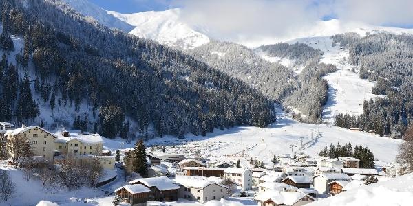 Churwalden Winter
