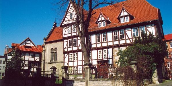 Städtisches Museum Göttingen- Außenansicht