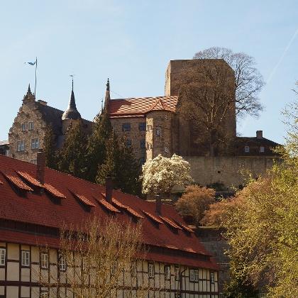 Schloß und Burg Adelebsen