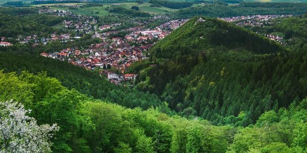 Bad Lauterberg mit Hausberg