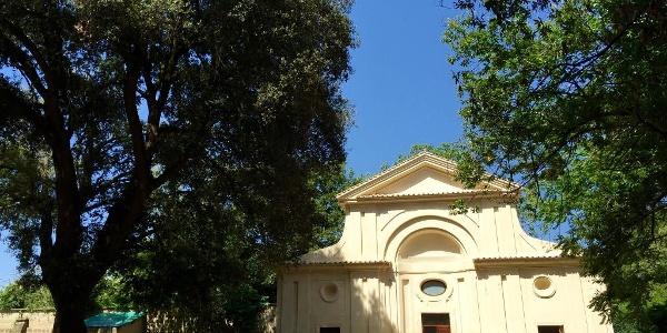 Oriolo Romano - Villa Altieri casina di caccia