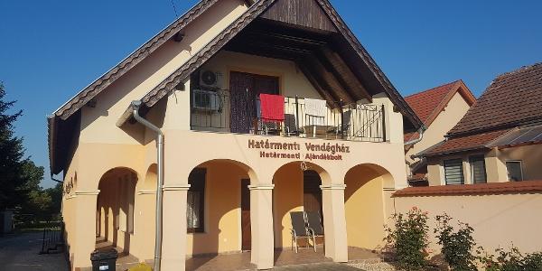 Unterkunft Hatarmenti Vendeghaz in Zsira