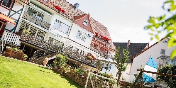 Haus Hieronymus mit Garten