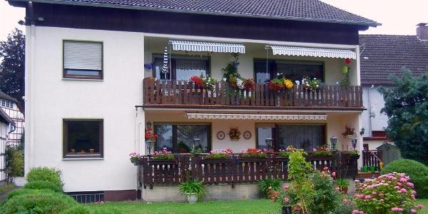Karlas Ziegenstall Garten