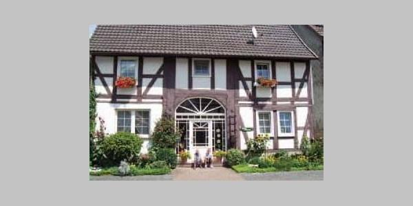Ferienwohnung Haus Weserblick