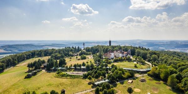 Blick auf den Potzberg