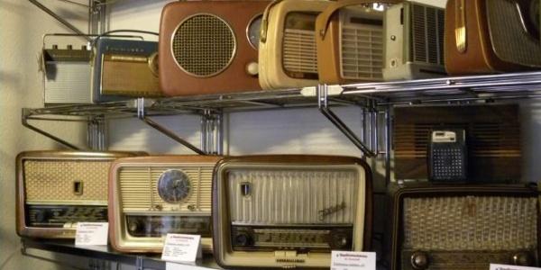 s'Radiomuseum Goaszipfl