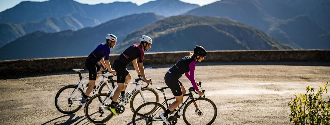 Cyclistes - vélo de route