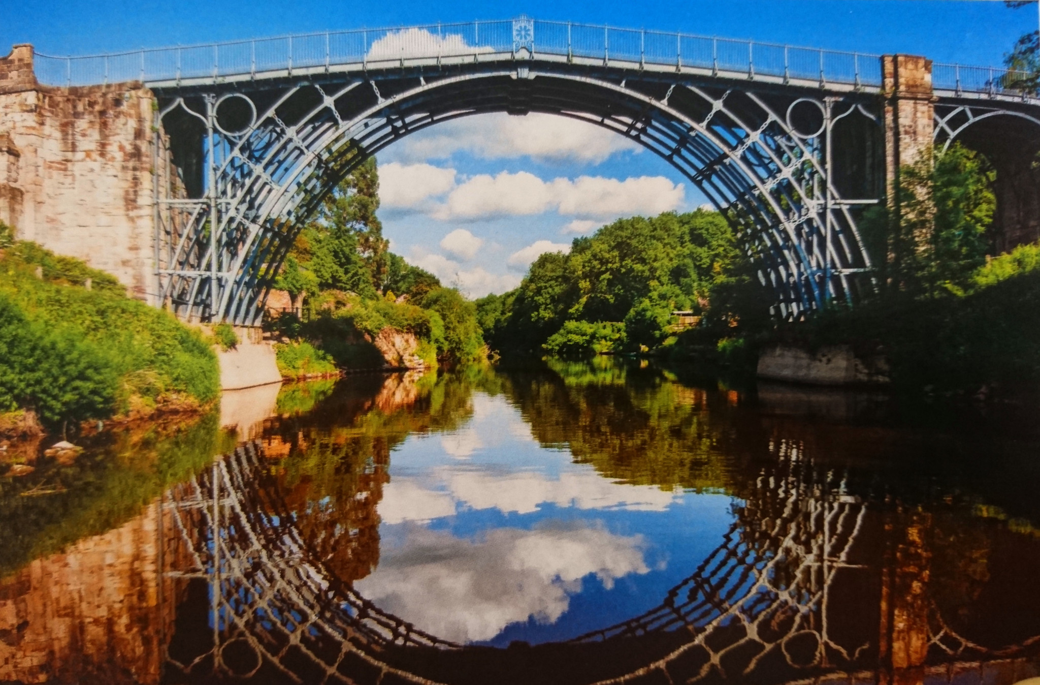 Ironbridge-Benthall Hall Circular • Hiking Route » outdooractive.com