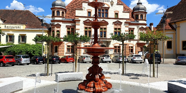 Hauptplatz Hartberg © TV Hartbergerland, Nicole Friesenbichler