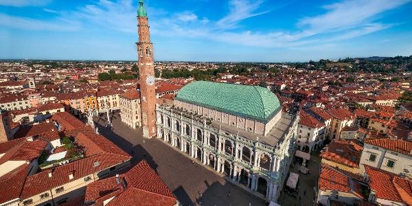 Basilica Palladiana in Piazza dei Signori