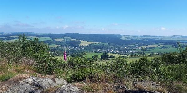 Vom Schwartenberg