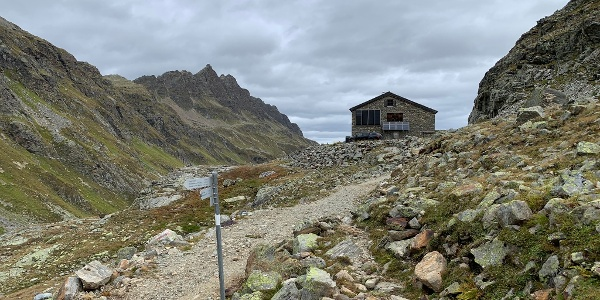 Klostertaler Umwelthütte (2.366 m)