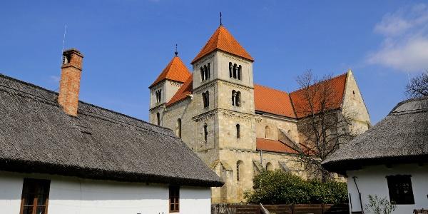 Die reformierte Kirche in Ócsa