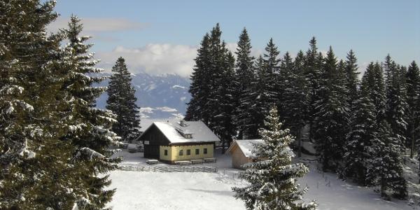 Saualpe - Zechhütte
