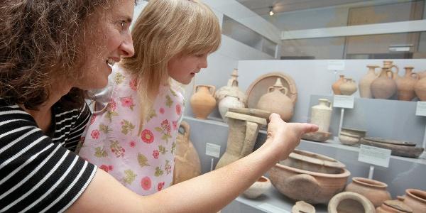 Terra-Sigillata-Museum in Rheinzabern