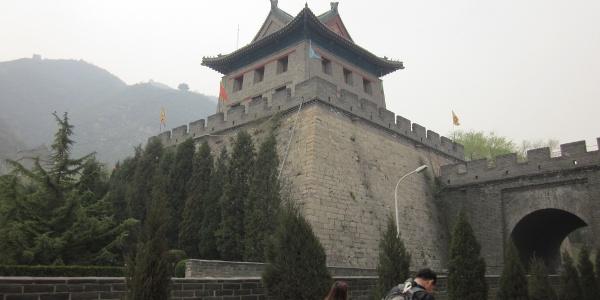 Tower, Great Wall of China at Juyong Pass2