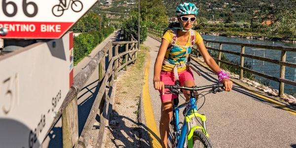 Bike Garda Trentino - da Torbole ad Arco