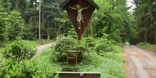 Wegkreuz am Schellenberg