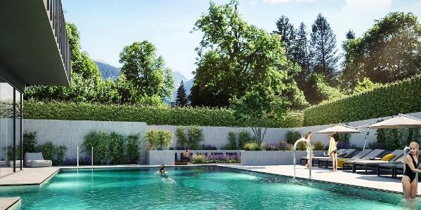 Amrei_Suites_Schruns Pool