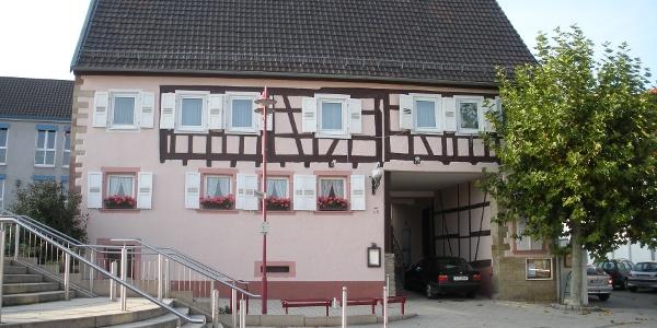 Restaurant Zum Schwanen, Kraichtal-Unteröwisheim