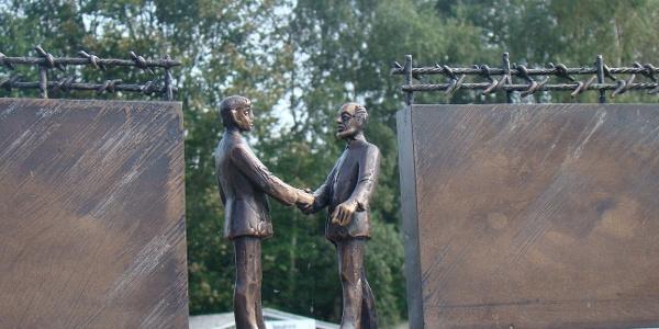 Klosterwanderweg - Grenzdenkmal Eckertal