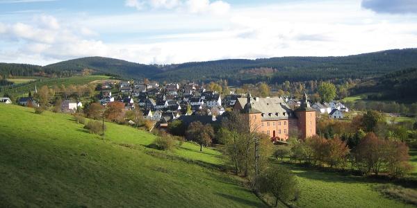 Schloss Adolfsburg