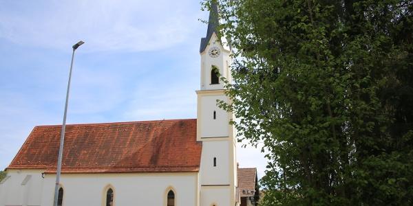 Kirche in Kirn