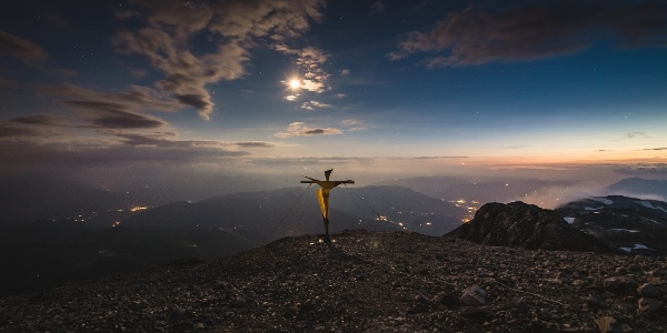 Hochkönig Gipfellkreuz