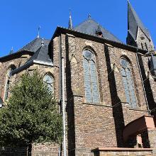 Pfarrkirche St. Bartholomäus in Sankt Aldegund