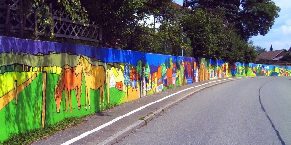 Schöne Mauer