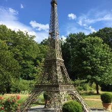vorbei an Paris ...