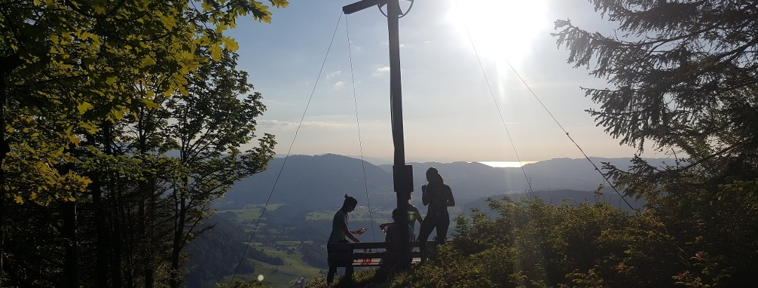 Gipfelkreuz Hittisberg
