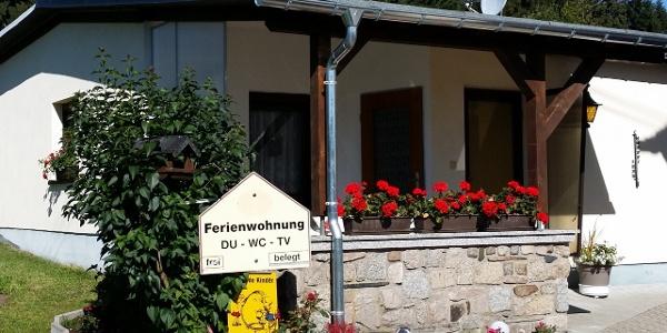 Außenansicht Ferienhaus Espig