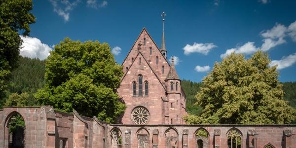 In Hirsau lohnt sich der Abstecher zum Kloster
