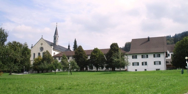 Zisterzienserinnen-Abtei Mariastern Hohenweiler Gwiggen