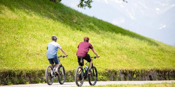 E-Biken im Alpbachtal