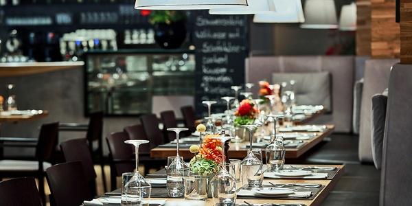 Traumhaft speisen und genießen im Traumwerk Restaurant