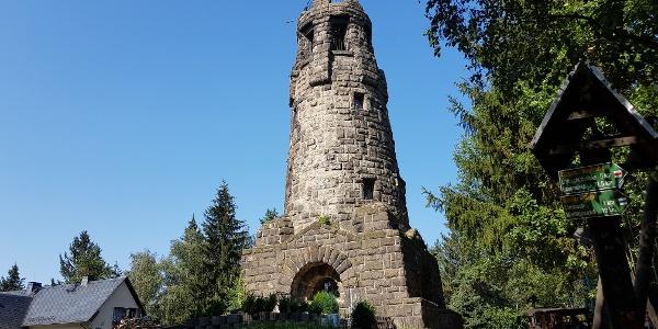 Kuhbergturm Netzschkau/Brockau