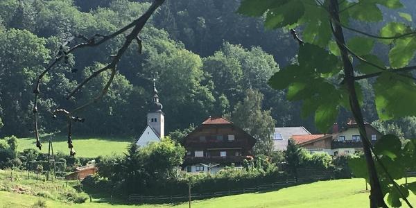 Filialkirche St. Jakob in der Wiegen